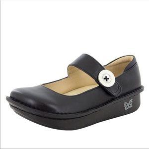 Algeria Paloma leather Mary Jane shoes size 39